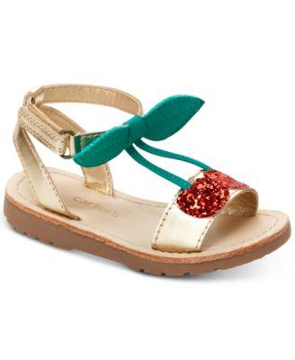 Carter's Cherries Sandals, Toddler
