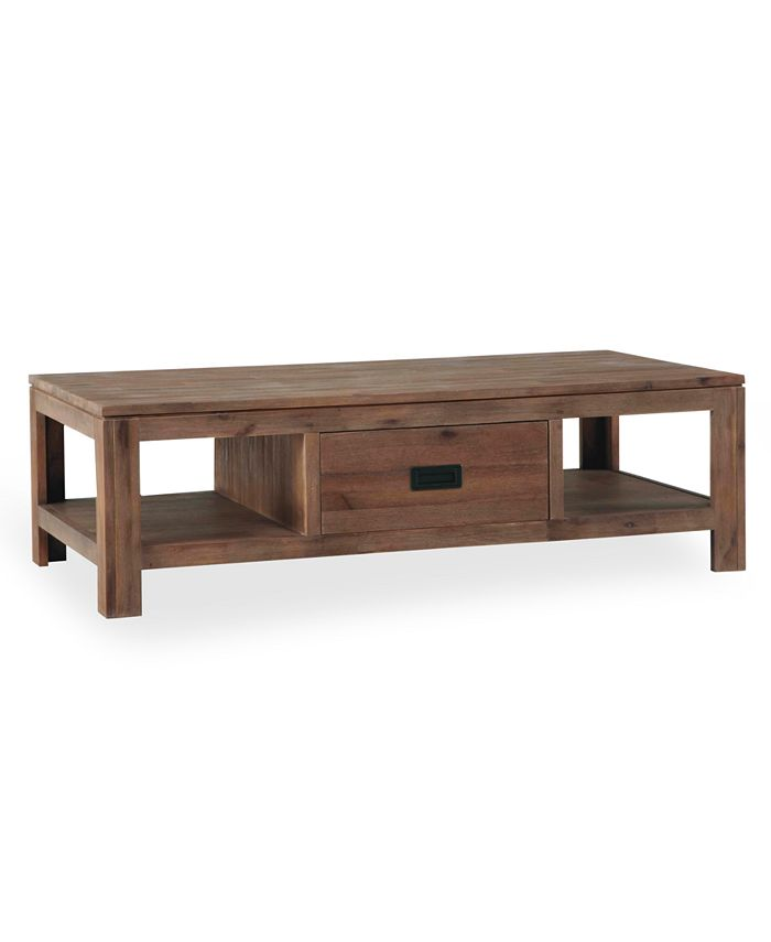 Furniture Champagne Coffee Table Created For Macy S Reviews Furniture Macy S