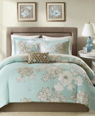 Avalon 9-Pc. Full Comforter Set