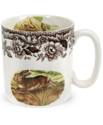 Spode Dinnerware, Woodland Rabbit Mug