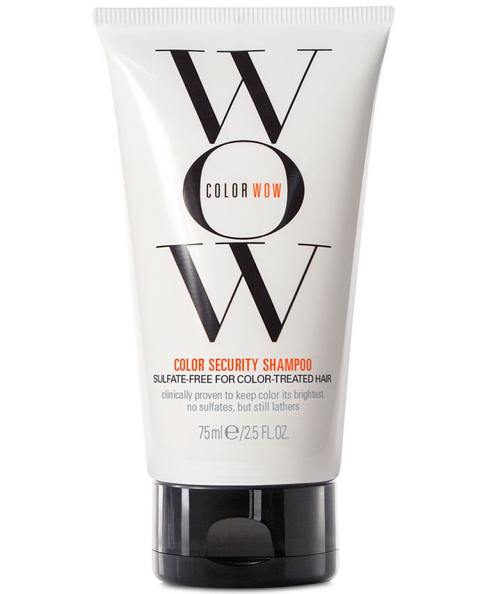 COLOR WOW - Color Security Shampoo, 2.5-oz.