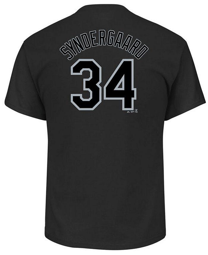Majestic - Pitch Black Player T-Shirt
