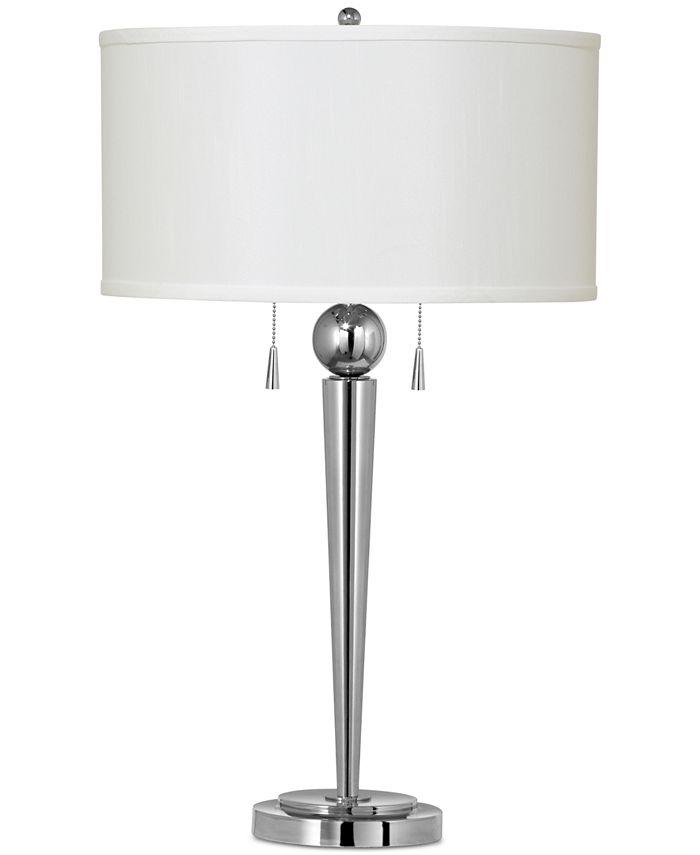 Cal Lighting - Messina Metal Table Lamp