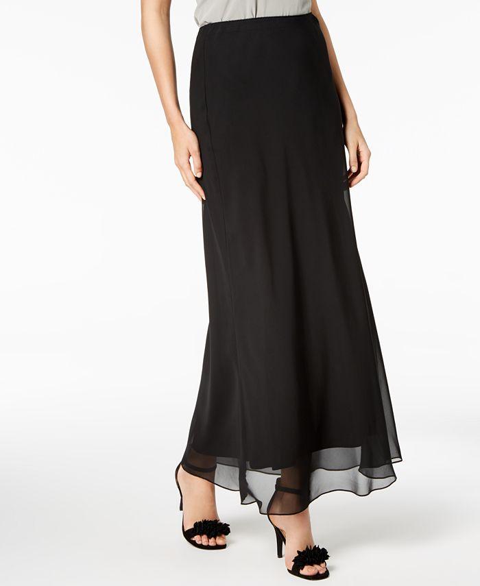 Alex Evenings - Floor-Length Skirt