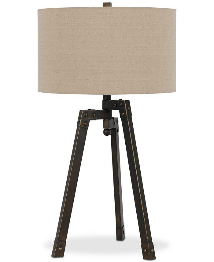 Cal Lighting - 150W Tripod Table Lamp