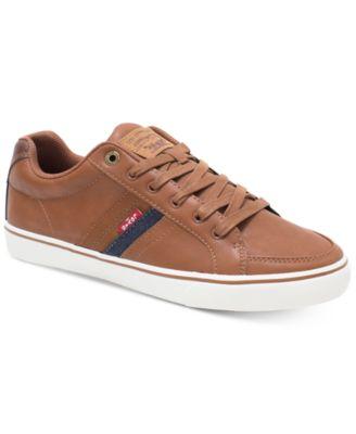 Turner Nappa Low-Top Sneakers
