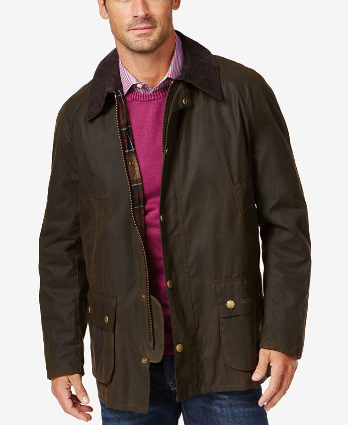 Barbour - Ashby Wax Jacket