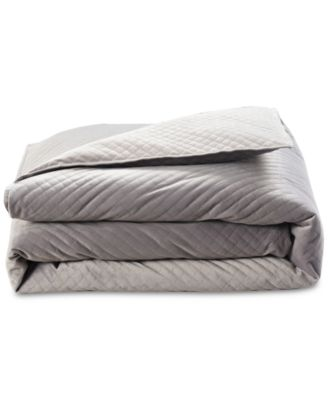 Quilted 15lb Weighted Blanket