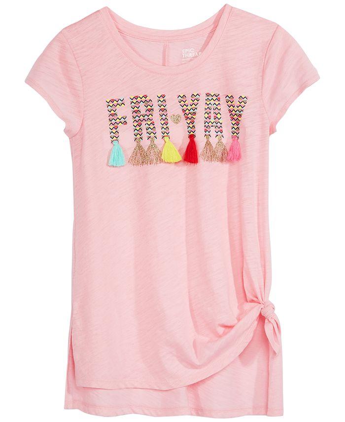 Epic Threads - Big Girls Friyay T-Shirt