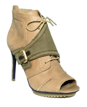 RACHEL Rachel Roy Shoes, Zeffarina Booties Women's Shoes