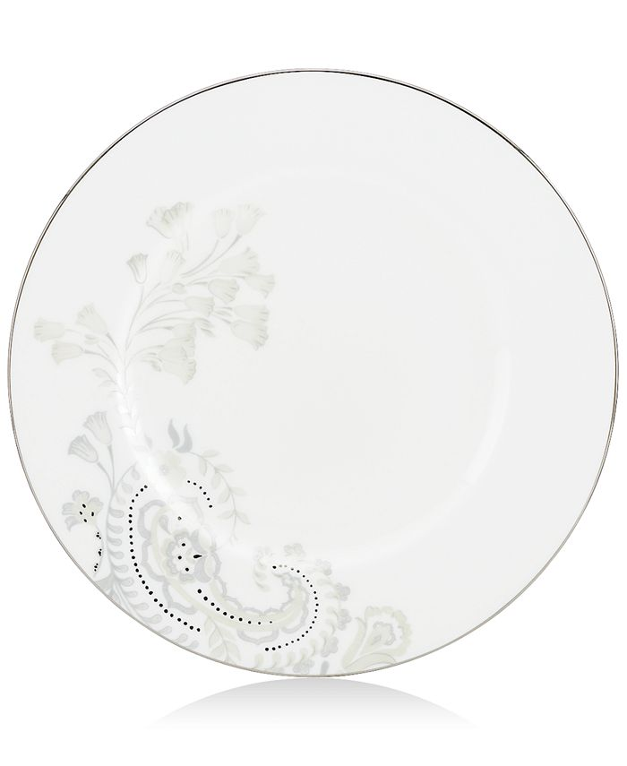 Marchesa by Lenox - Dinnerware, Paisley Bloom Accent Salad Plate