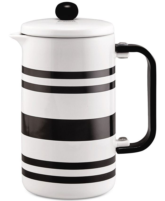 Bonjour - Stoneware 8-Cup French Press