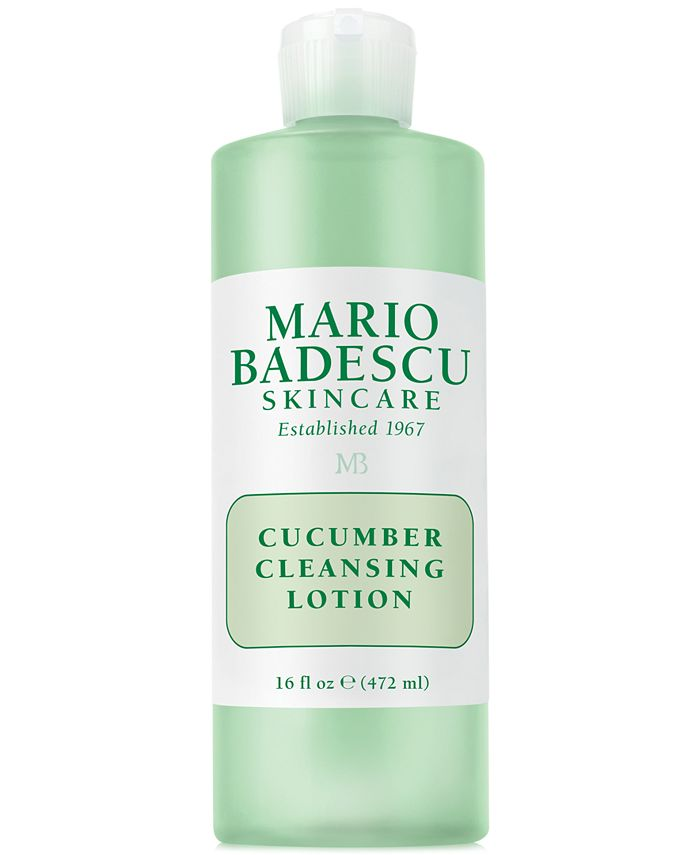 Mario Badescu - Cucumber Cleansing Lotion, 16-oz.