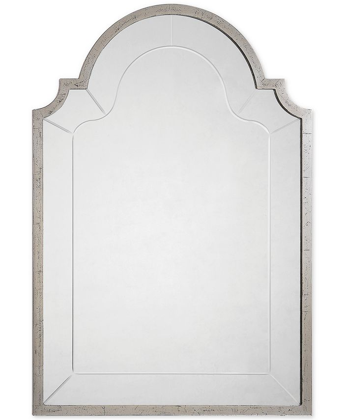 Furniture - Atley Wall Decorative Mirror, Quick Ship
