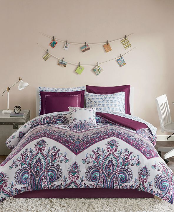 Intelligent Design Tulay 9-Pc. Queen Comforter Set