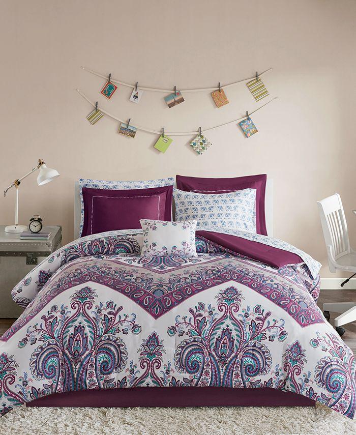 Intelligent Design - Tulay 9-Pc. Queen Comforter Set