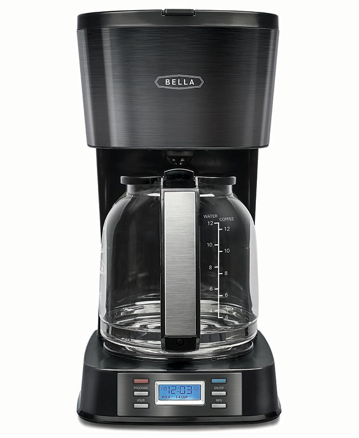 Bella - 12-Cup Programmable Coffee Maker