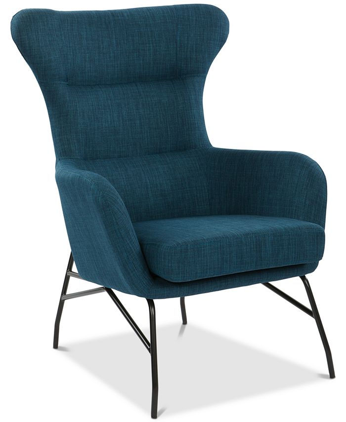 Office Star - Harkan Accent Chair, Quick Ship