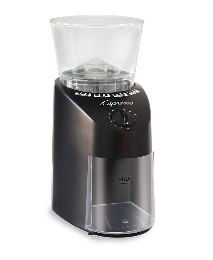 Capresso - Infinity Conical Burr Coffee Bean Grinder