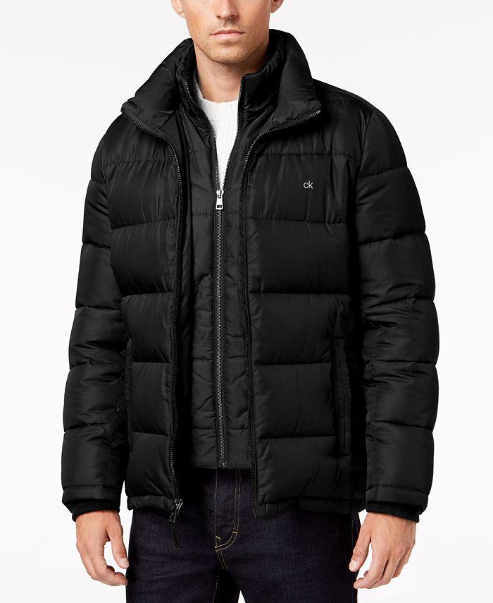 Calvin Klein - Men's Puffer Coat