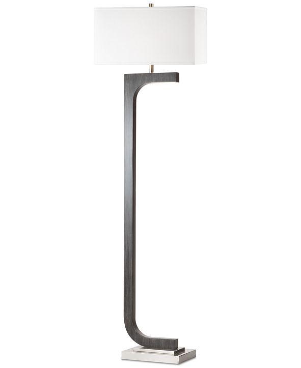 Nova Lighting Horseshoe Floor Lamp