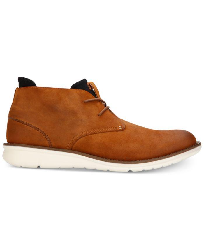 Kenneth Cole Reaction Men's Casino Chukka Boots  & Reviews - All Men's Shoes - Men - Macy's