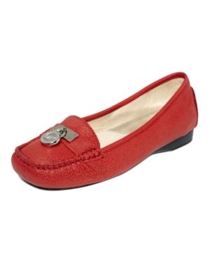 MICHAEL Michael Kors Shoes, Hamilton Loafer Flats Women's Shoes