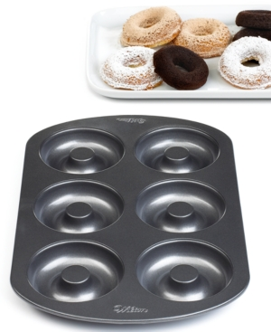Wilton Doughnut Pan, 6 Count