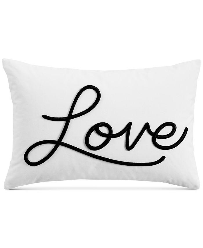 "Charter Club - Damask Designs 12"" x 18"" Decorative Pillow"