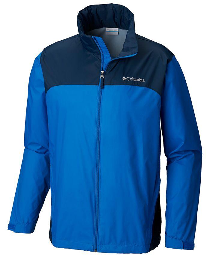Columbia - Men's Big & Tall Glennaker Lake™ Colorblocked Rain Jacket