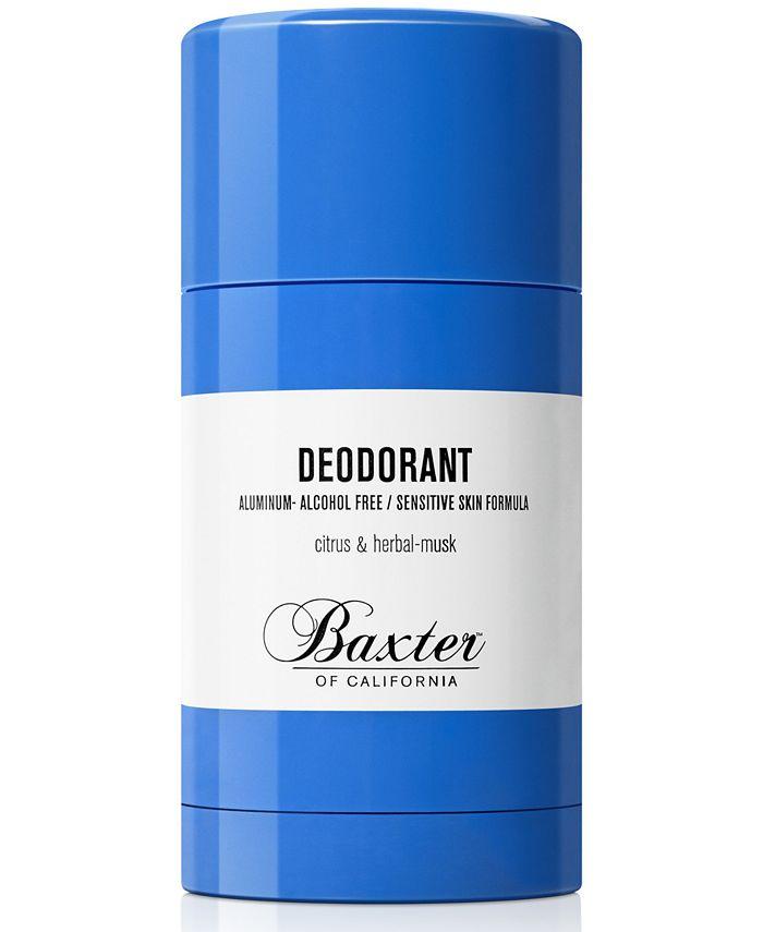 Baxter Of California - Baxter Deodorant, 2.65-oz.