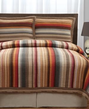 Riverside Stripe Standard Sham Bedding