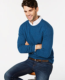 Club Room Cashmere Sweater Collection, Created for Macy's