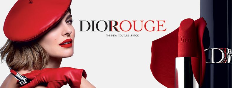 Dior Rouge, The New Couture Lipstick