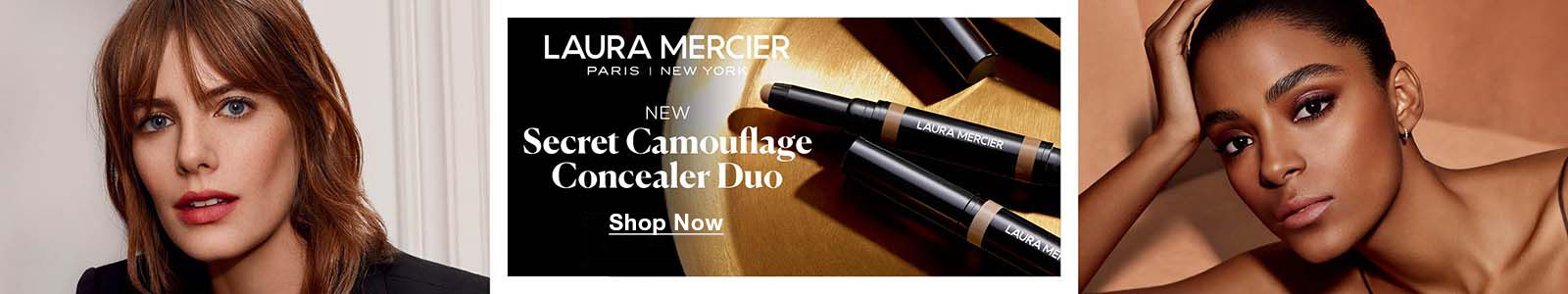 Laura Mercier, Paris, New York, New, Secret Camouflage concealer duo, Shop Now