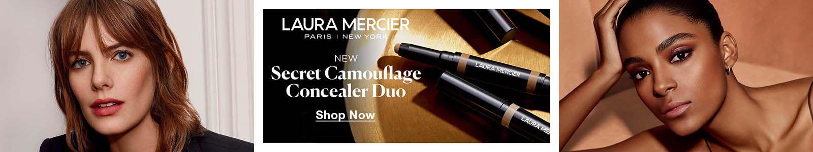 Laura Mercier, Paris, New York, New, Secret Camouflage concealer duo, Shop Now