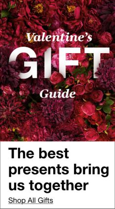 Valentine's Gift Guide, Shop All Gifts