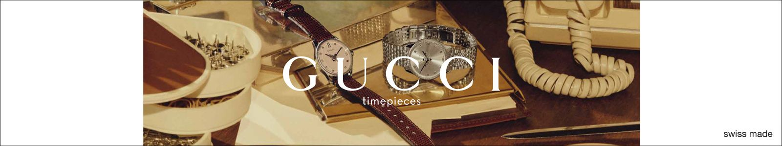 Gucci, timepieces