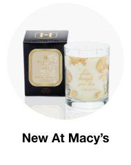 New at Macy's