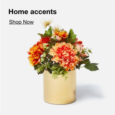 Home accents, Shop Now