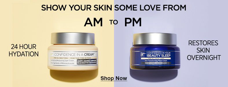 Show your skin some love from, 24 Hour Hydation, Restores Skin Overnight, Shop Now
