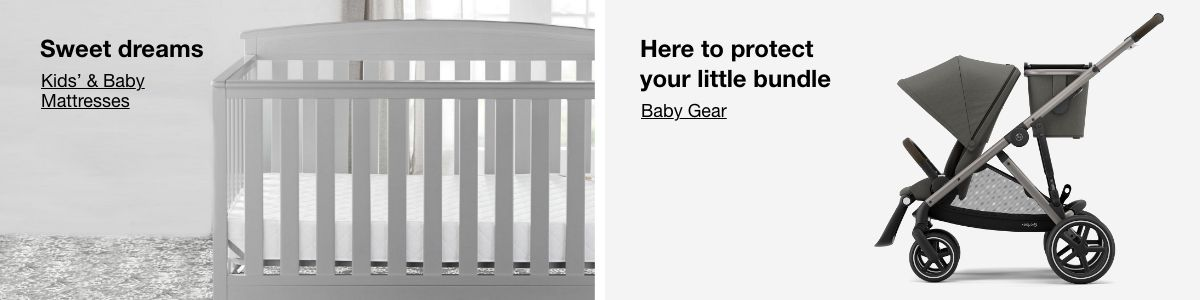 Sweet dreams, Kids' and Baby Mattresses, Here to protect your little bundle, Baby Gear