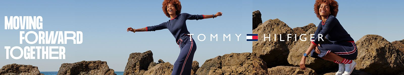 Moving Forward Together, Tommy Hilfiger