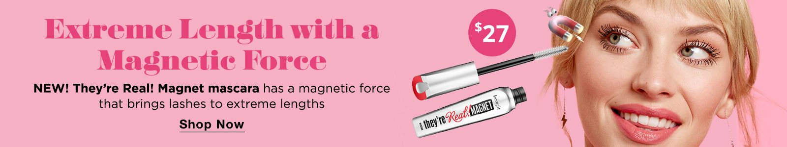 They're Real Magnet mascara, Shop Now