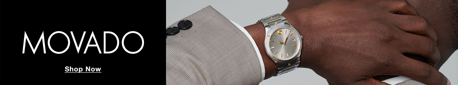 Movado, Shop Now