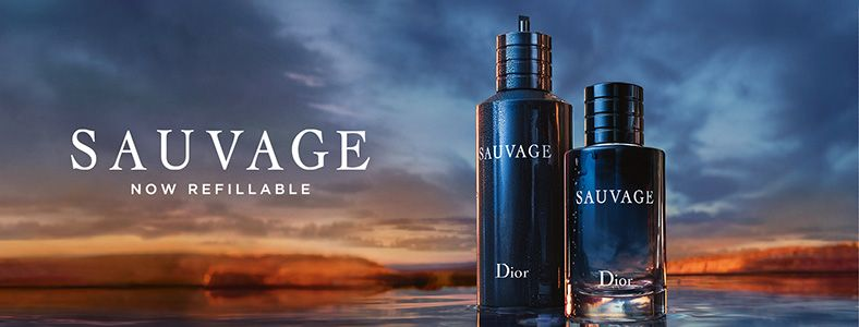 Sauvage, Now Refillable
