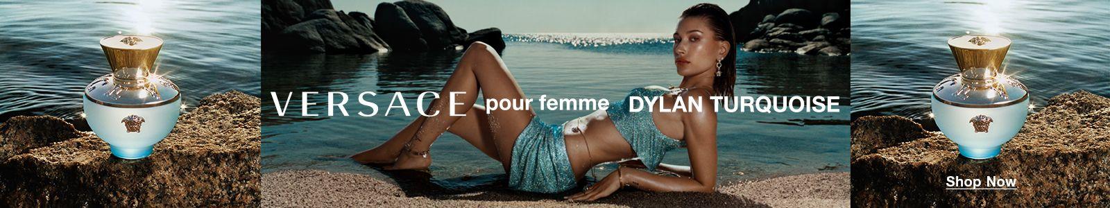 Versace pour femme Dylan Turquoise, Shop Now
