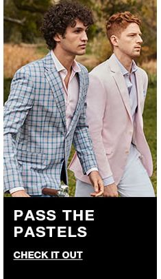Pass The Pastels, Check it Out