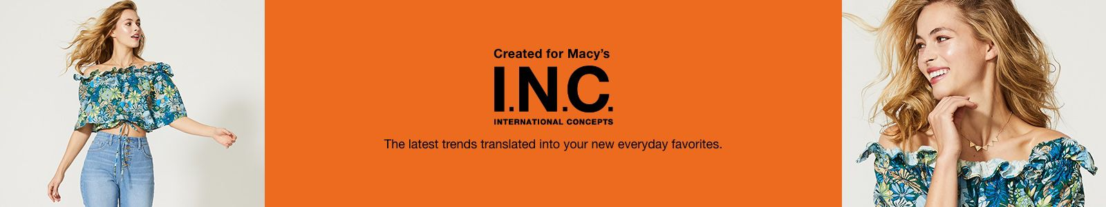 Created for Macy's, I.N.C International Concepts
