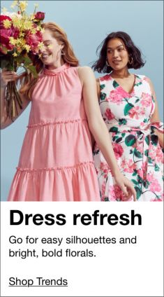 Dress refresh, Shop Trends